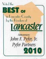 best of lancaster 2010 logo