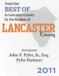 best of lancaster 2011 logo