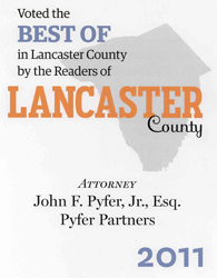 best of lancaster 2011 logo