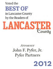 best of lancaster 2012 logo