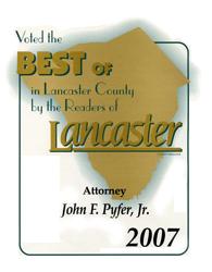 best of lancaster 2007 logo