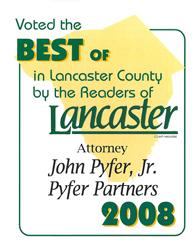 best of lancaster 2008 logo