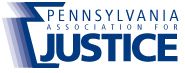 pennsylvania association for justice logo
