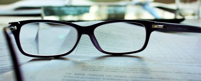 glasses, examine your estate plan
